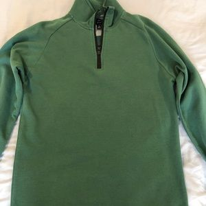 Men's Banana Republic Quarter zip